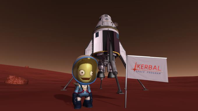 Kerbal Space Program: Making History Expansion PC Crack