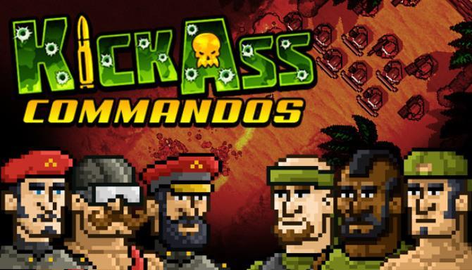Kick Ass Commandos Free Download