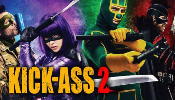 Kick-Ass 2 Free Download