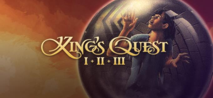 King's Quest 1+2+3 Free Download
