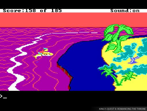 King's Quest 1+2+3 PC Crack