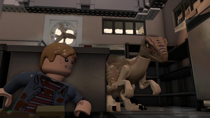 LEGO® Jurassic World Torrent Download