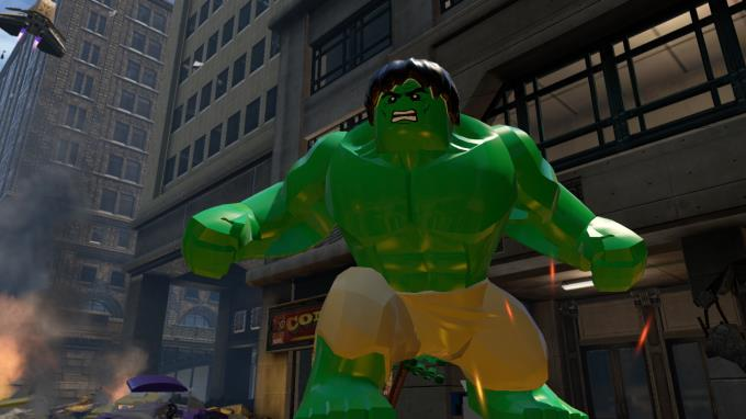 LEGO® MARVEL's Avengers PC Crack