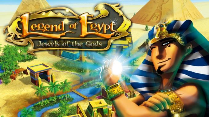 Legend of Egypt: Jewels of the Gods Free Download