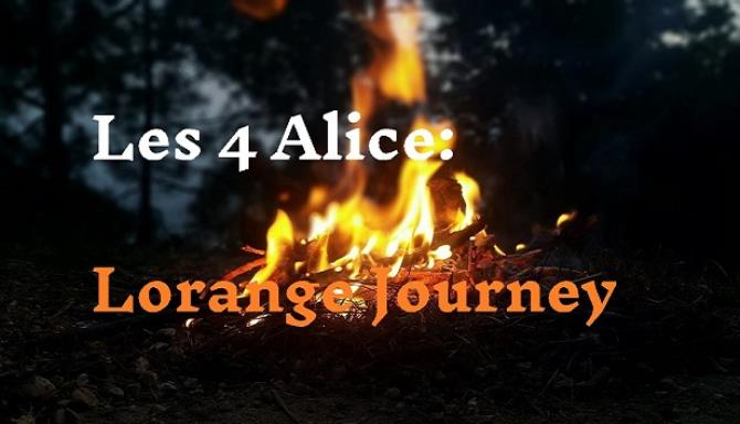 Les 4 Alice: Lorange Journey Free Download