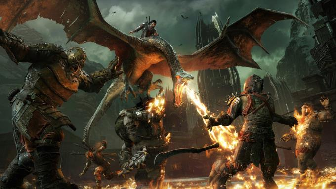 Middle-earth™: Shadow of War™ PC Crack
