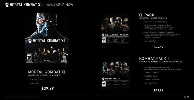 Mortal Kombat X Torrent Download