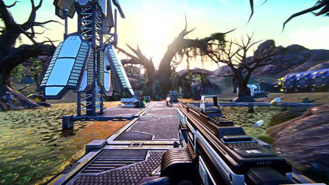 PlanetSide Arena Torrent Download