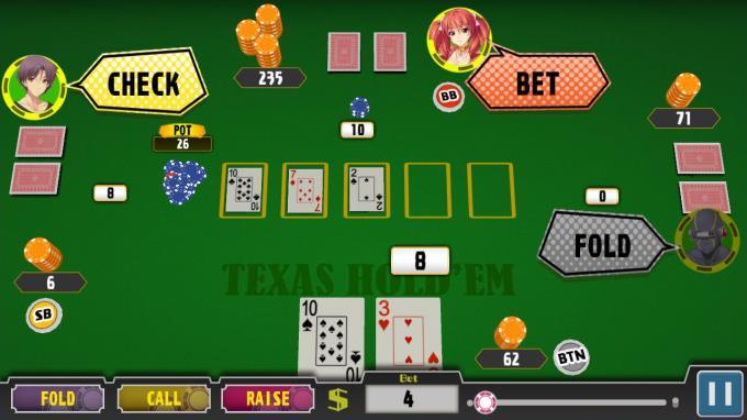 Poker Pretty Girls Battle: Texas Hold'em PC Crack
