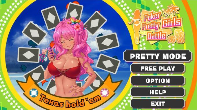 Poker Pretty Girls Battle: Texas Hold'em Torrent Download