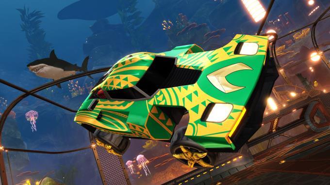 Rocket League® - DC Super Heroes DLC Pack PC Crack