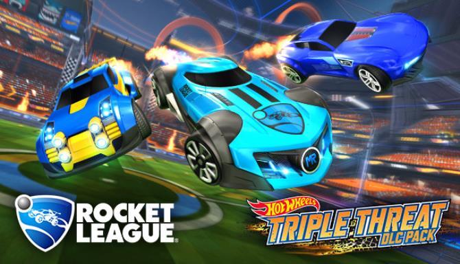 Rocket League Hot Wheels Triple Threat Update v1 59 Free Download