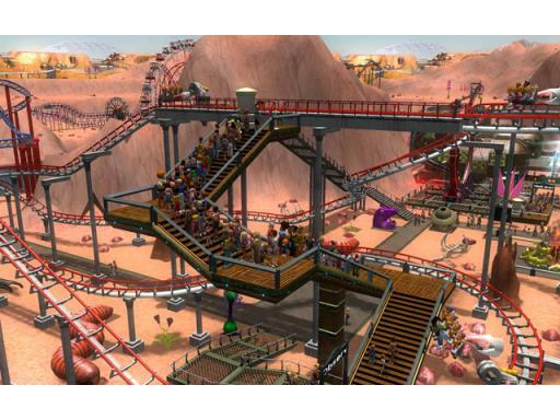 RollerCoaster Tycoon® 3: Platinum PC Crack