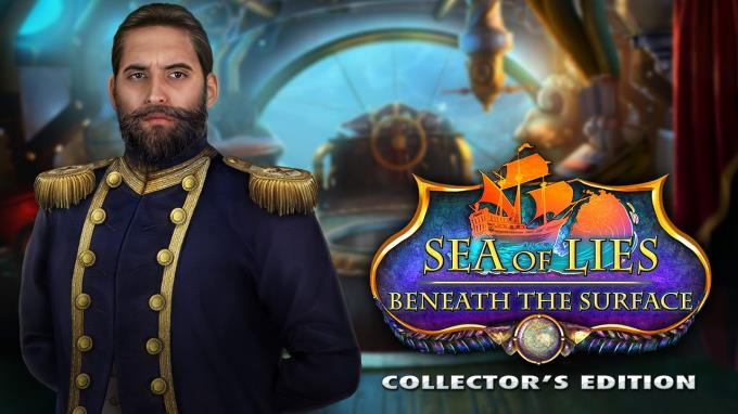 Sea of Lies: Beneath the Surface Collector's Edition Free Download
