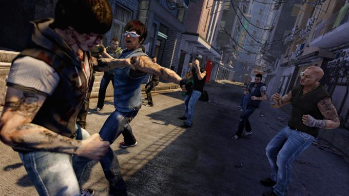 Sleeping Dogs: Definitive Edition PC Crack