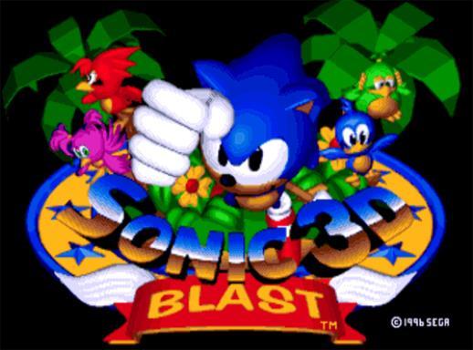 Sonic 3D Blast™ Torrent Download