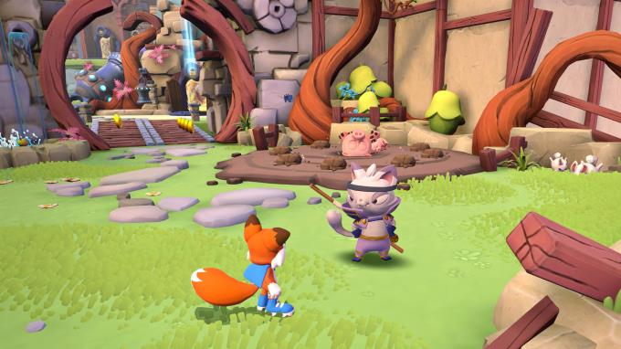 Super Lucky's Tale Torrent Download