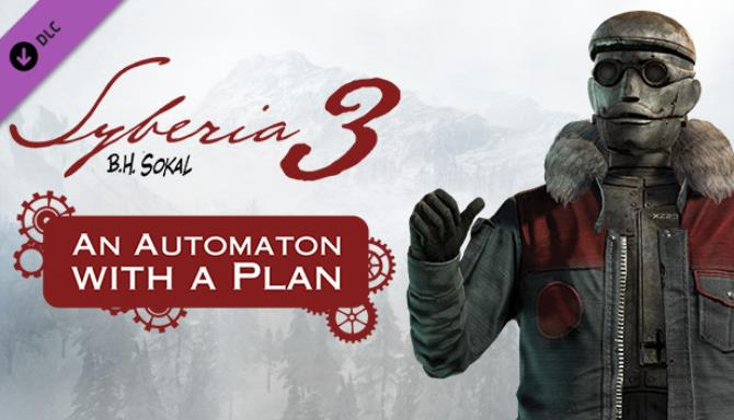 Syberia 3 - An Automaton with a plan Free Download