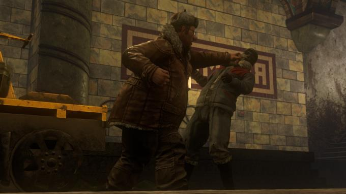 Syberia 3 - An Automaton with a plan PC Crack