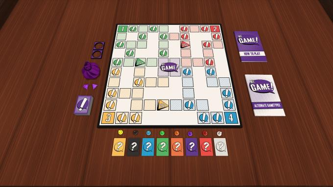 Tabletop Simulator - Mr. Game! Torrent Download