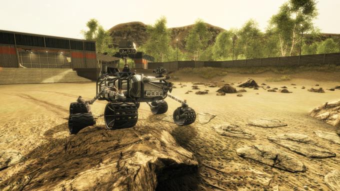 Take On Mars PC Crack