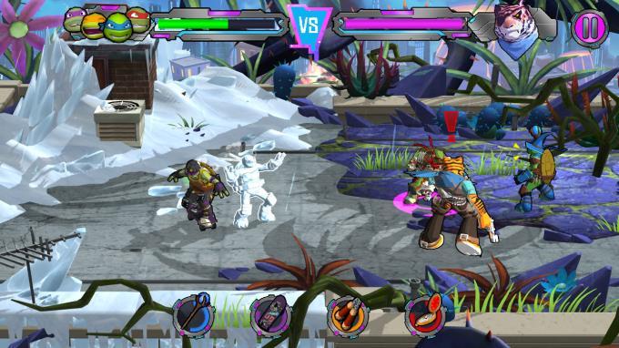 Teenage Mutant Ninja Turtles: Portal Power Torrent Download