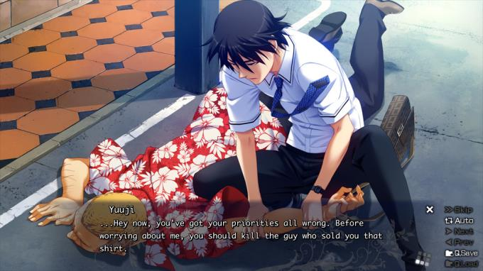The Fruit of Grisaia PC Crack