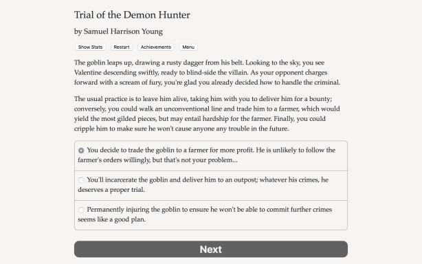 Trial of the Demon Hunter Torrent Download