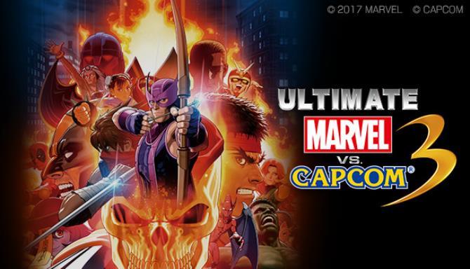 ULTIMATE MARVEL VS. CAPCOM 3 Free Download