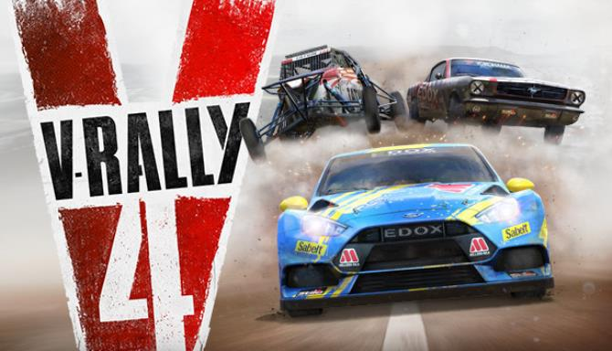 V Rally 4 Update v1 08 Free Download