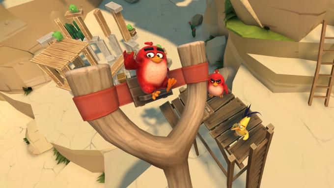 Angry Birds VR: Isle of Pigs PC Crack