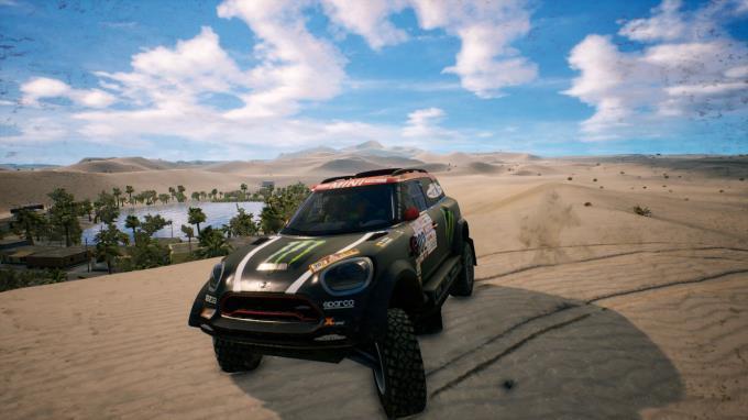 Dakar 18 Desafio Inca Rally DLC PC Crack