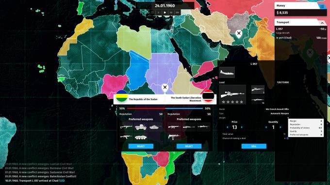 Death Trader: Cold War Torrent Download