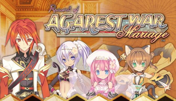 Record of Agarest War Mariage Update v20190206 Free Download