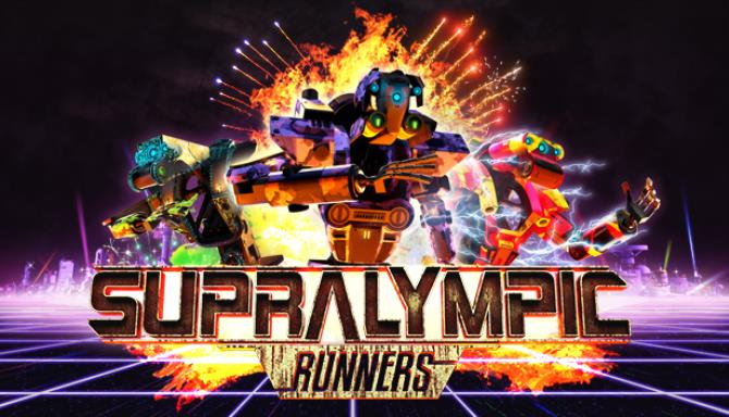 Supralympic Runners REPACK Free Download