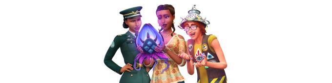 The Sims 4 Strangerville Update v1 51 75 1020 Free Download