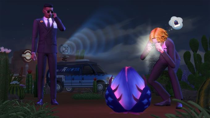 The Sims 4 Strangerville Update v1 51 75 1020 PC Crack