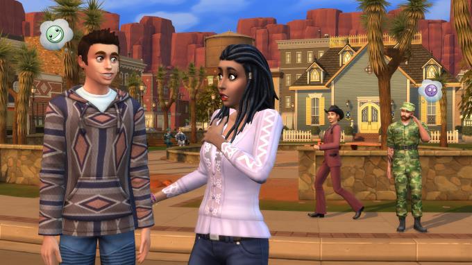 The Sims 4 Strangerville Update v1 51 75 1020 Torrent Download