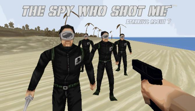 The spy who shot me Free Download