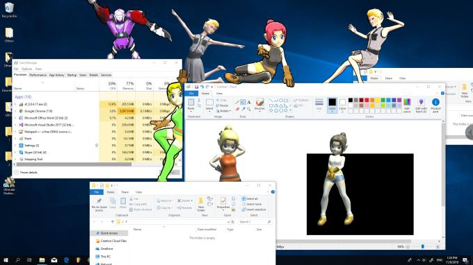 Ultimate Desktop Character Engine PC Crack