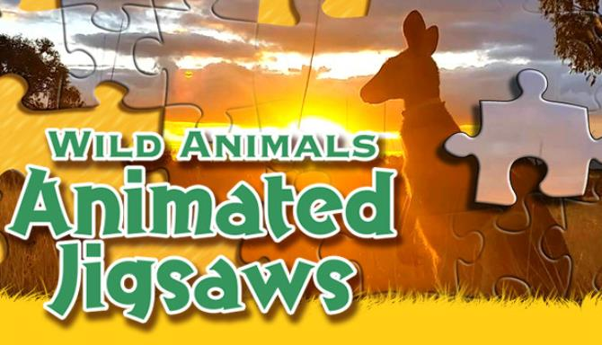 Wild Animals - Animated Jigsaws Free Download