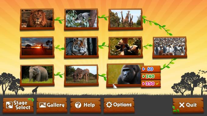 Wild Animals - Animated Jigsaws PC Crack