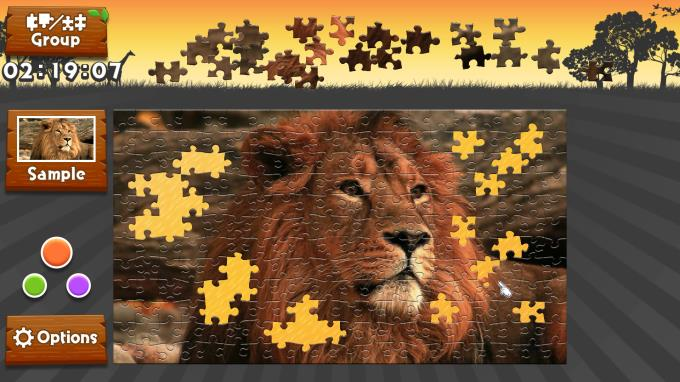 Wild Animals - Animated Jigsaws Torrent Download