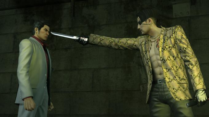 Yakuza Kiwami Update v4 Torrent Download