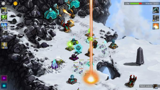 Ancient Planet Tower Defense Torrent Download