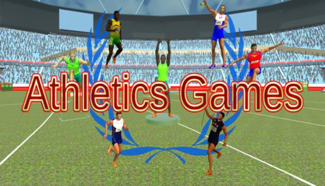 Athletics Games VR Free Download