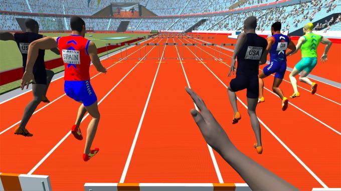Athletics Games VR PC Crack