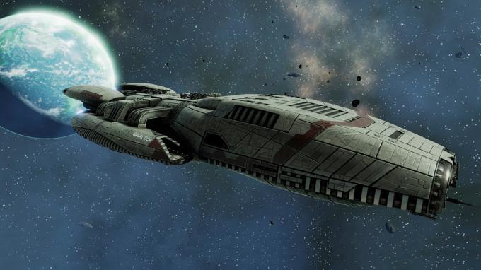 Battlestar Galactica Deadlock Sin and Sacrifice Torrent Download