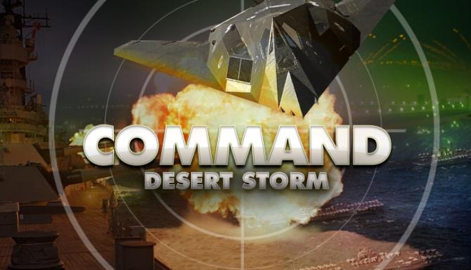 Command Desert Storm Free Download