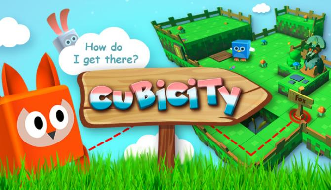 Cubicity Slide puzzle Free Download